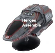 Star Trek Discovery Starships Collection #19 USS Discovery Shuttlecraft Type C Eaglemoss